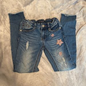 Girls Size 7 Imperial Star Jeans